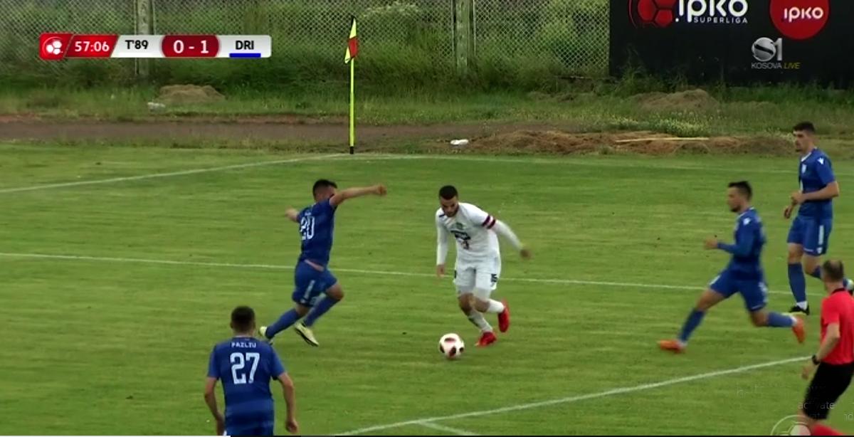 Drita maintains the first position, Ballkan equalizes again