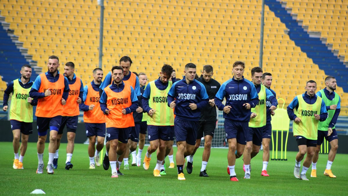 Challandes is optimistic about the match against Moldova