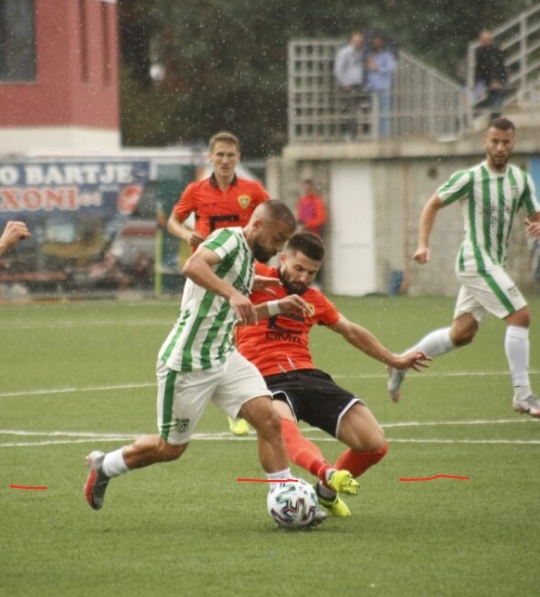 Ballkan wins for the second time, Drenica and Gjilan enjoy their first wins