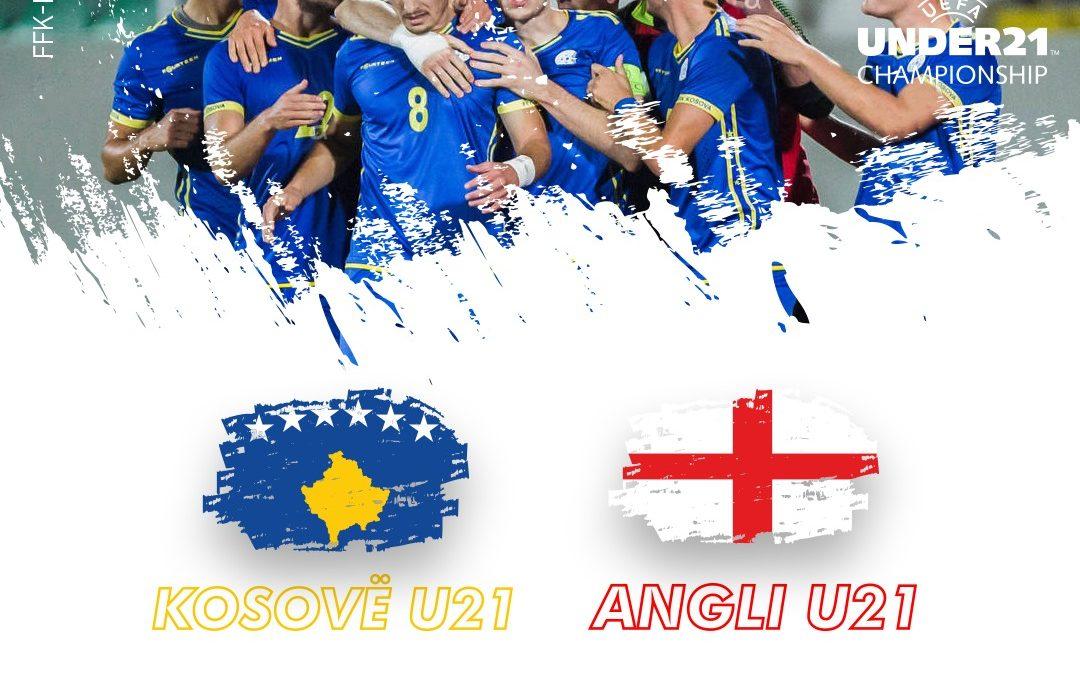 Agjenda e Kosovës U21 dhe Anglisë U21
