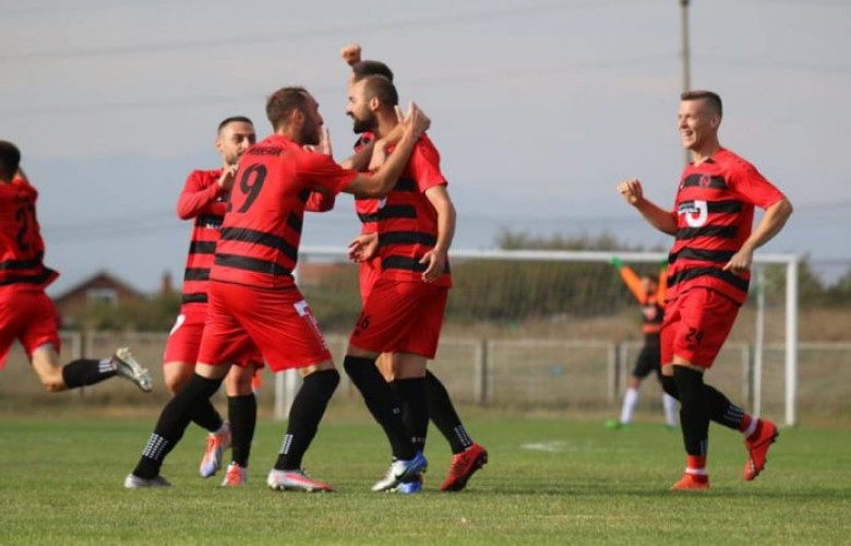 Arbëria wins again and becomes the leader after the third week