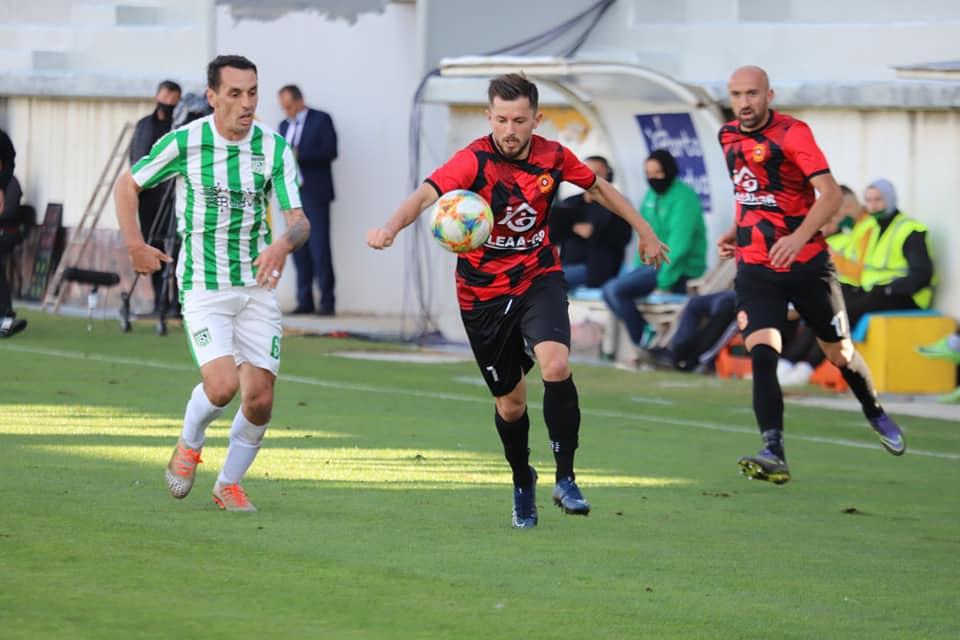 Trepça'89 shijon fitoren e parë, Drenica merr një pikë në Drenas