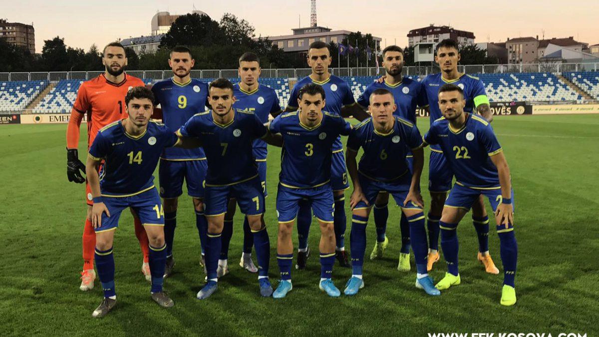 """Sot Kosova U21 përballet me Austrinë në """"Fadil Vokrri"""""""