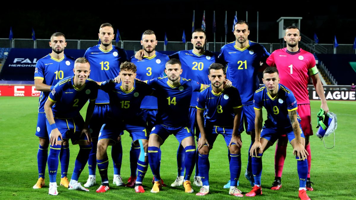 Kosovo loses to Greece
