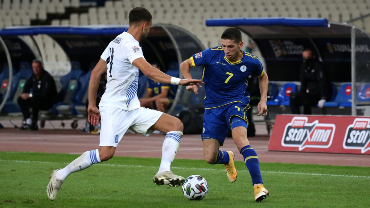 Kosovo gets one point in Athens