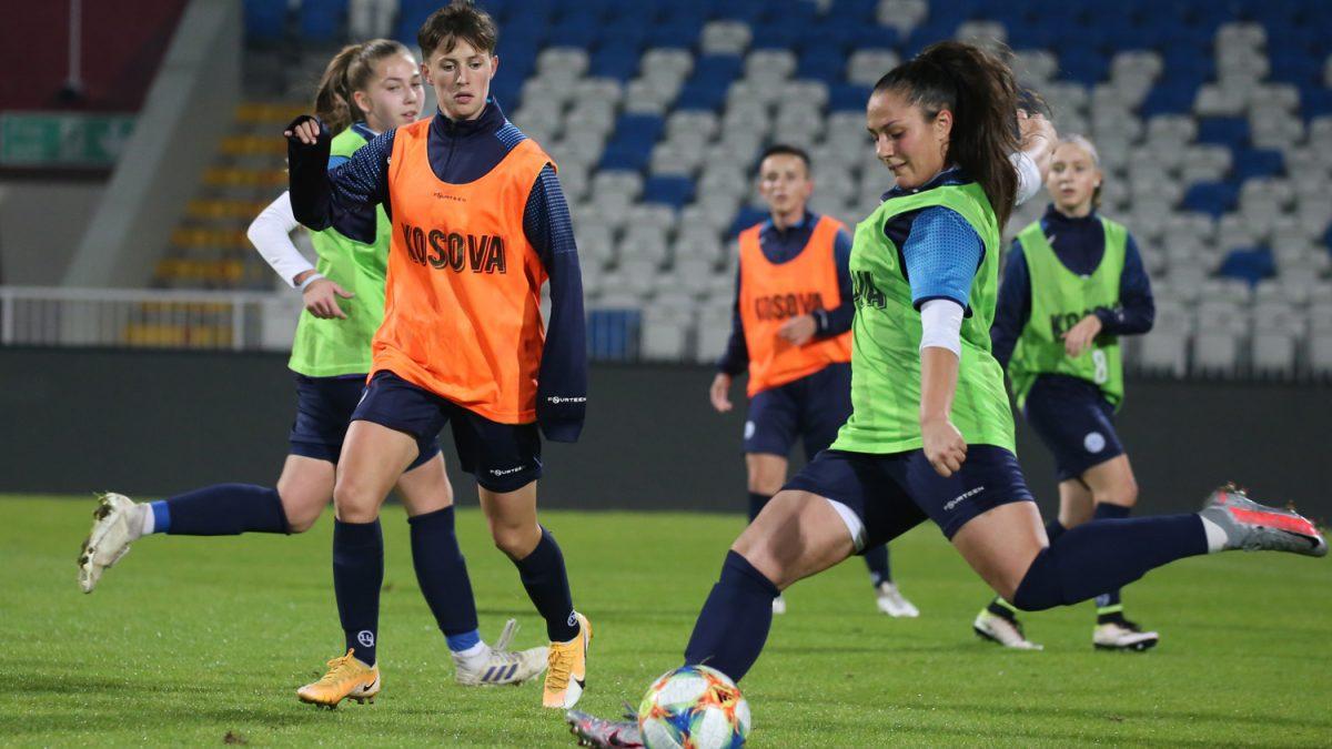 Kosova do t'i luajë dy ndeshje miqësore me Maqedoninë e Veriut