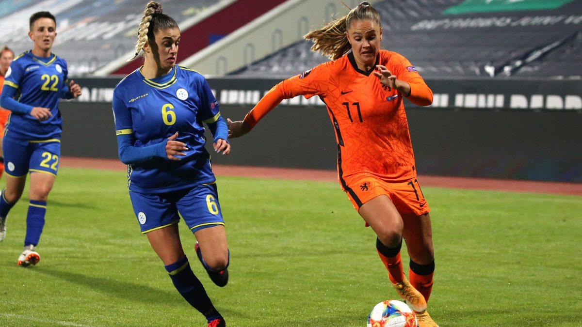 Kosova pëson humbje nga Holanda