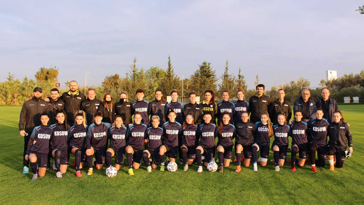 Vashat Dardane mbajtën stërvitjen parë në Manavgat të Turqisë