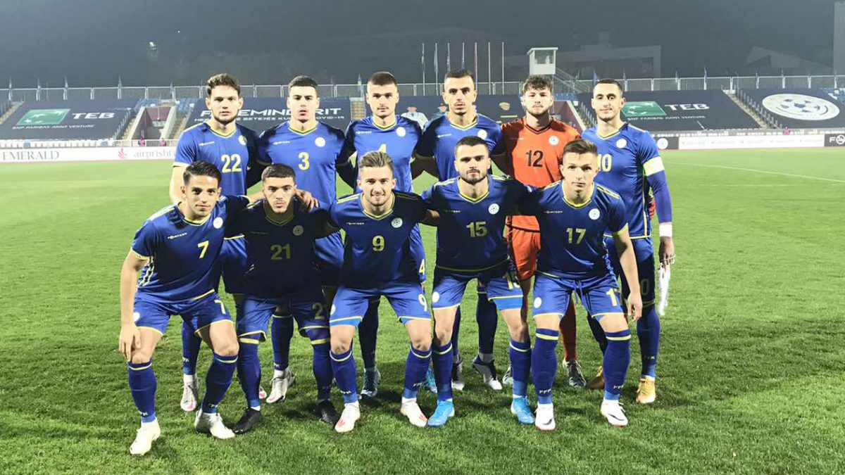 Young Dardanians lose to Albania