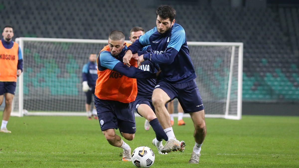 Dardanët synojnë rezultat pozitiv ndaj Sllovenisë