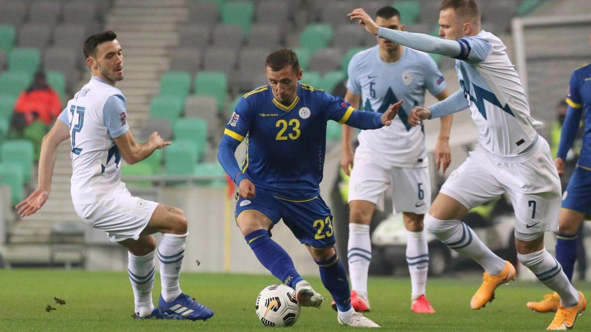 Dardanët të pafat ndaj Sllovenisë, pësojnë gol nga penalltia në shtesë