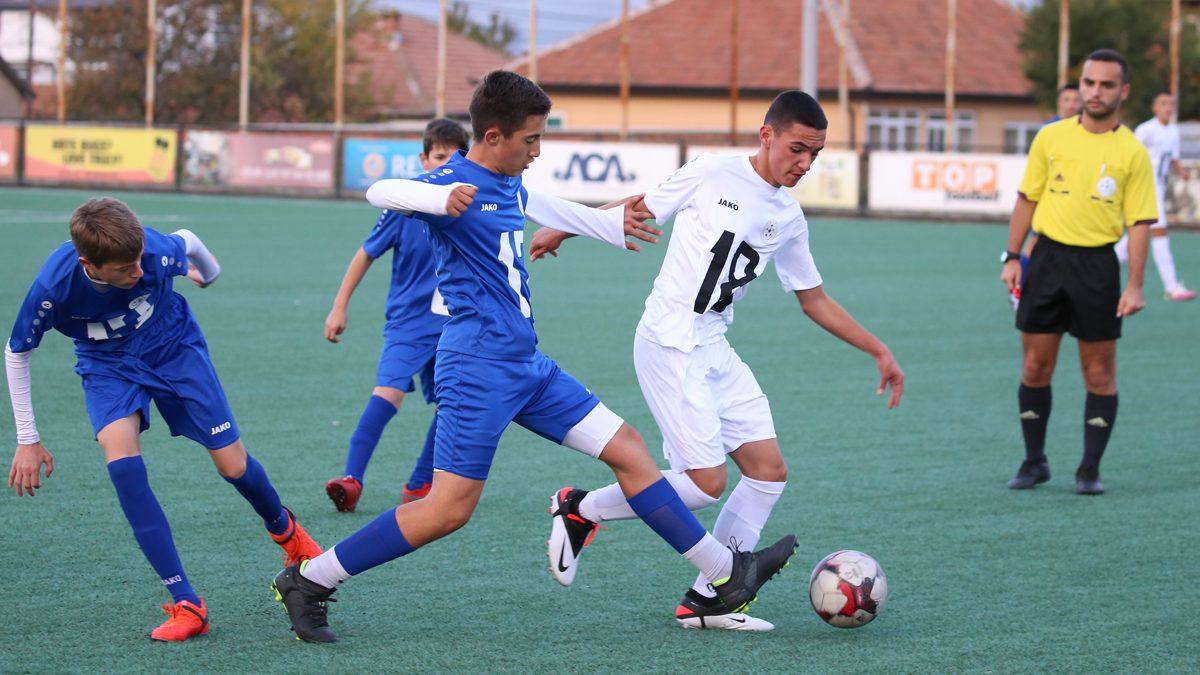 Projekti i talenteve U15 po vazhdon me ndeshje në regjione