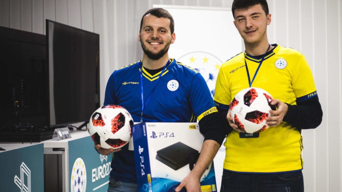 """""""eEuro2020 – PES2020"""" tournament held, two players represent Kosovo"""