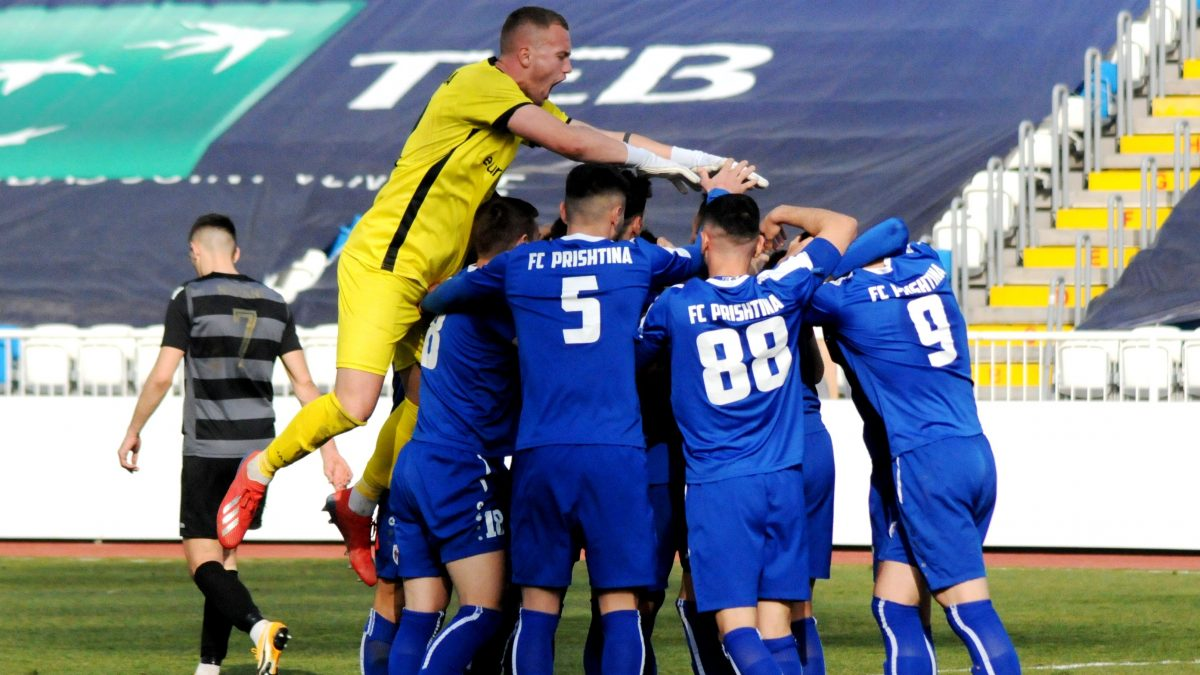 Ballkan remains the leader, Prishtina returns to the race for title