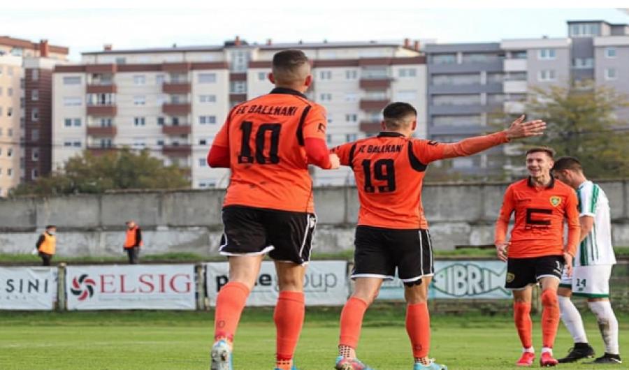 """Ballkani merr tri pikë në """"Riza Lushta"""", Llapi fiton në shtëpi"""