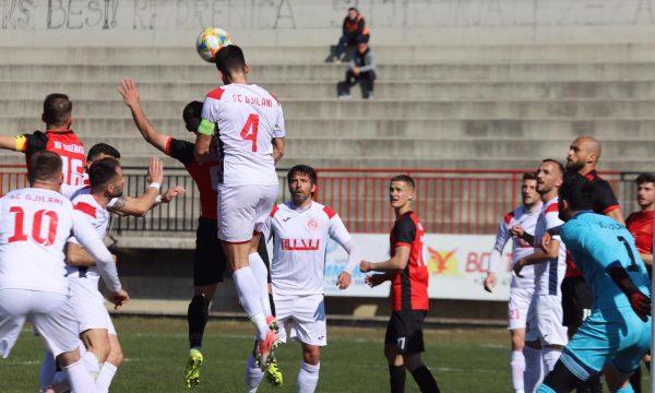Feronikeli bindës ndaj Arbërisë, Drenica-Gjilani mbyllet pa fitues