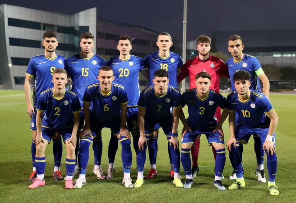 Kosova U21 pëson humbje në miqësoren e parë kundër Katarit U23