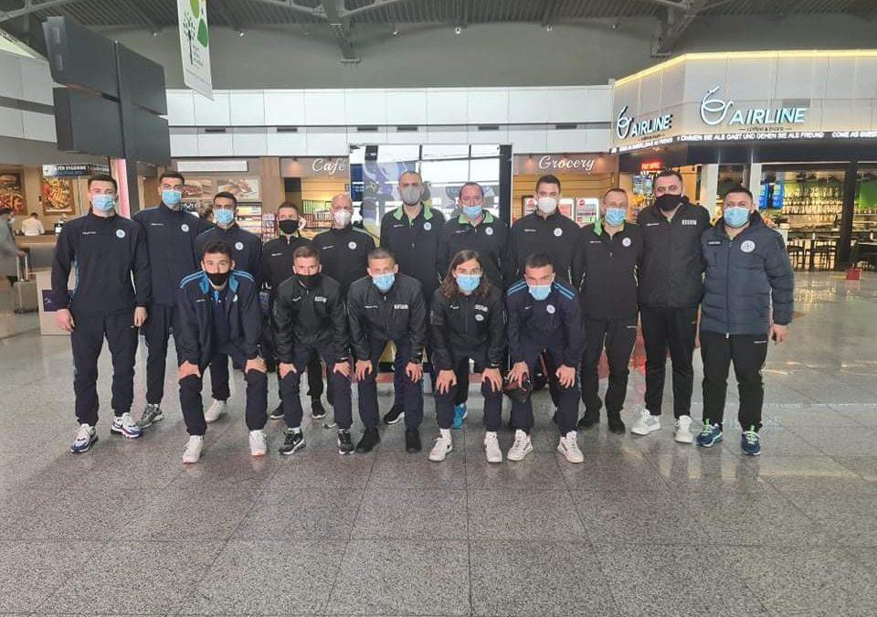Kombëtarja U21 udhëtoi në Katar