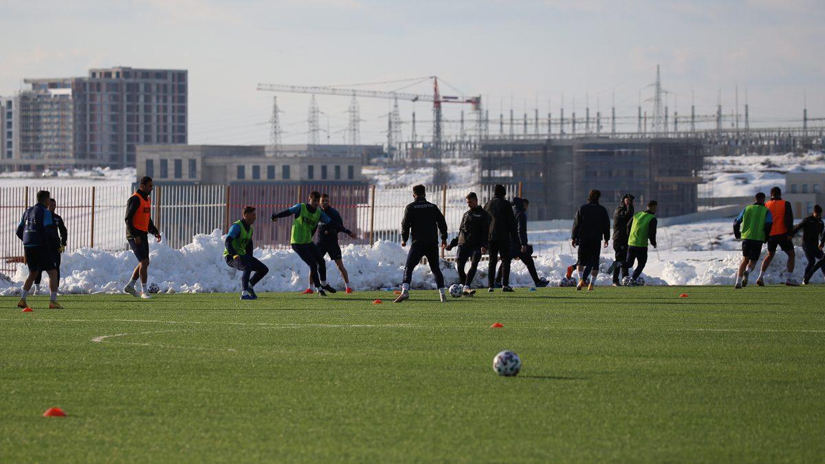 Dardanët kryejnë stërvitjen; Challandes: Miqësorja me Lituaninë e rëndësishme për ne