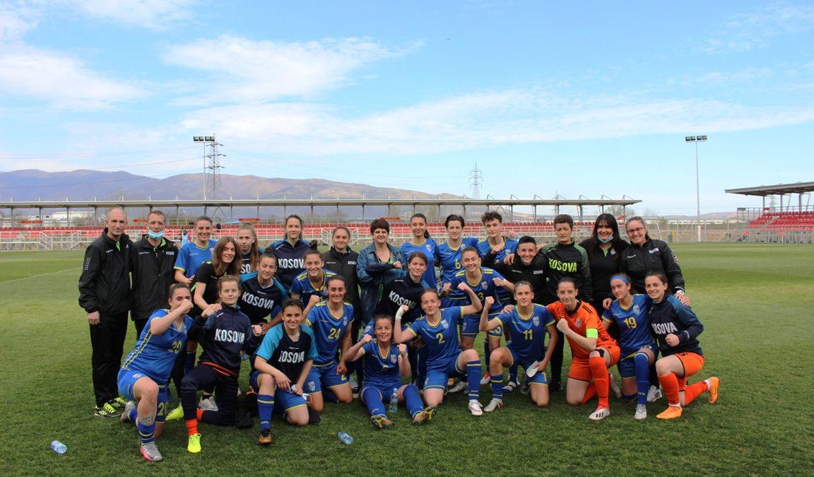 Dardanet fitojnë edhe miqësoren e dytë kundër Maqedonisë së Veriut