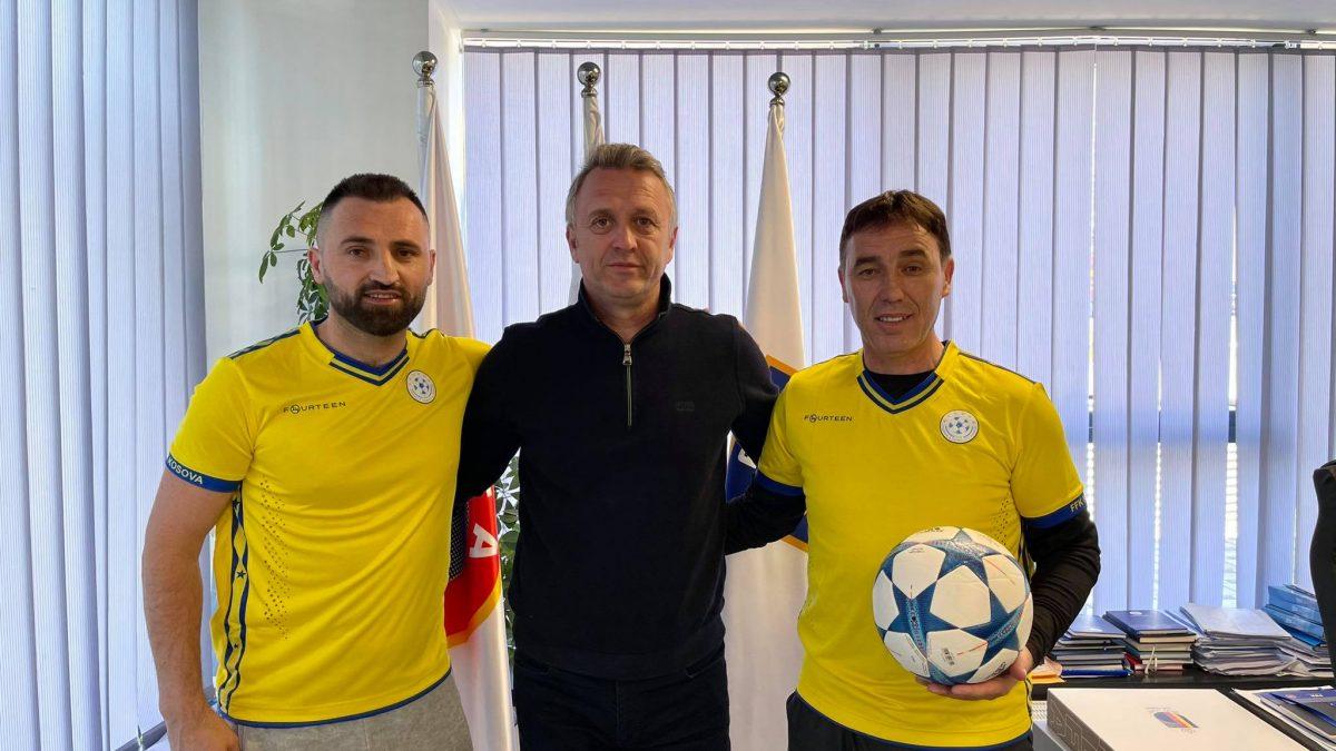 FFK mbështet sportistët kosovarë në garën për rekord të Guinness-it