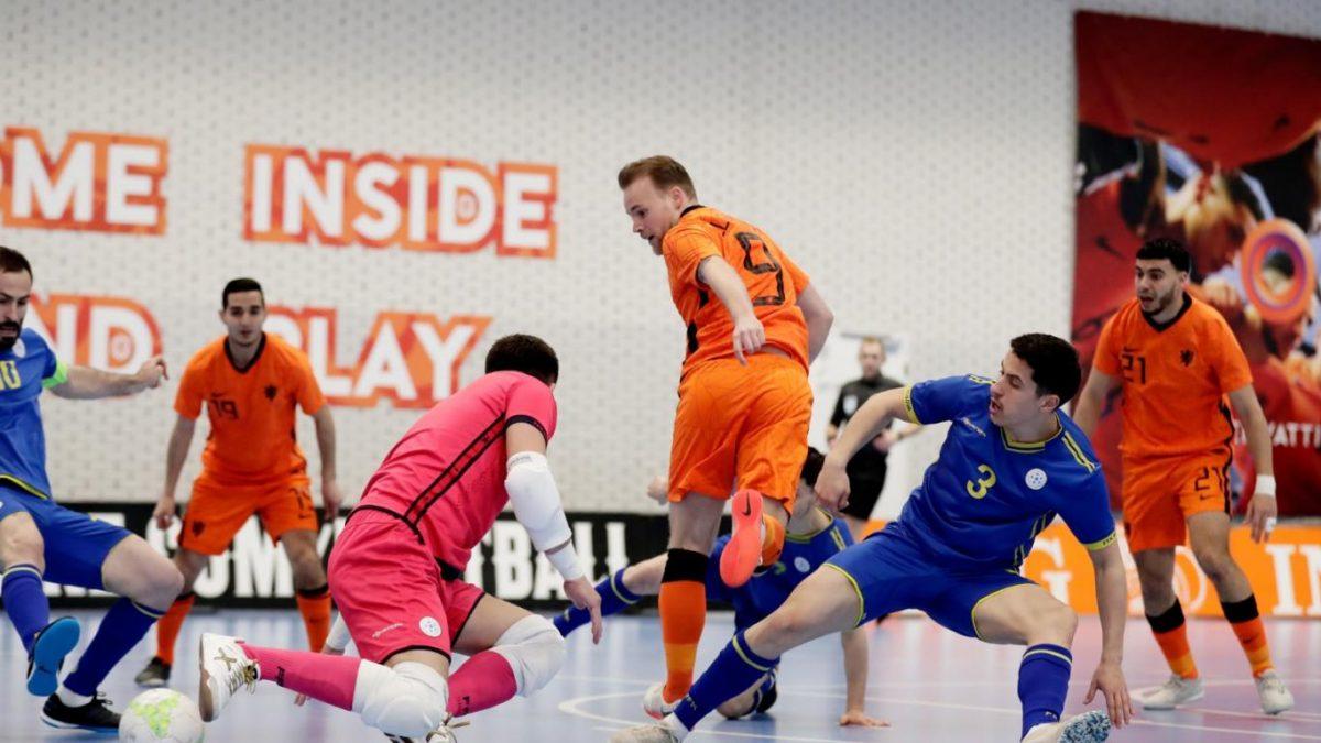 Holanda fiton miqësoren e dytë, Simitçiu e vlerëson lart paraqitjen e Dardanëve