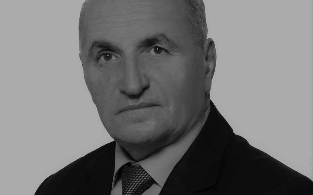 Telegram ngushëllimi për ndarjen nga jeta të Ridvan Hoxhës