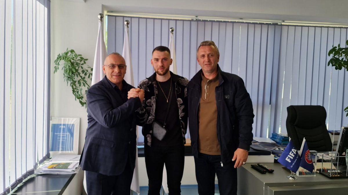 Zymer Bytyqi konfirmon se do të jetë pjesë e Kosovës