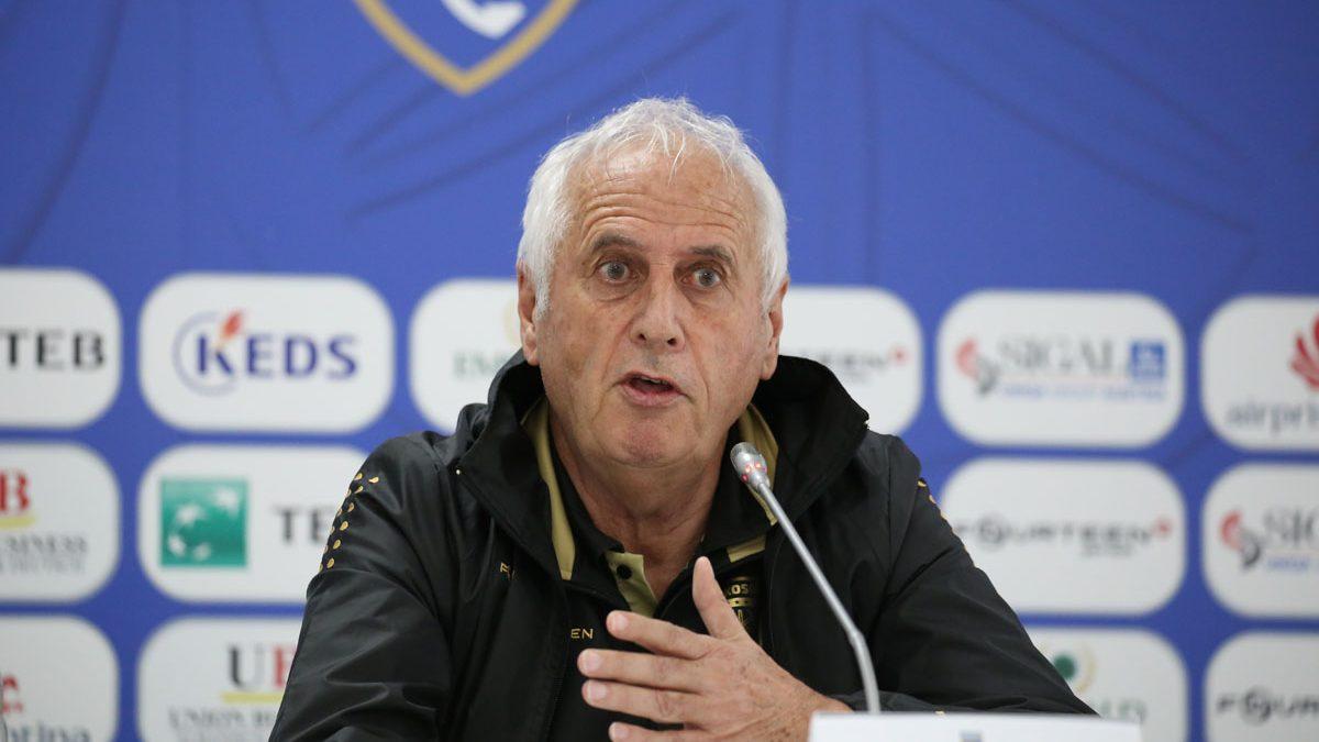 Challandes liron nga grumbullimi i paraparë 4 futbollistët e Prishtinës