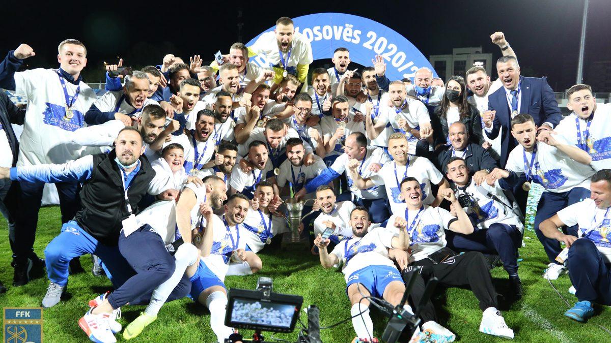 Llapi fiton Kupën e Kosovës, siguron daljen në Evropë