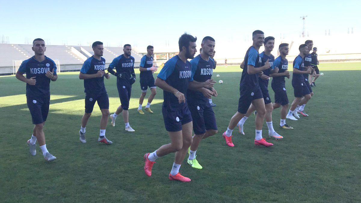 Përzgjedhësi Nees publikon listën e zgjeruar të futbollistëve për ndeshjen kundër Andorrës U21