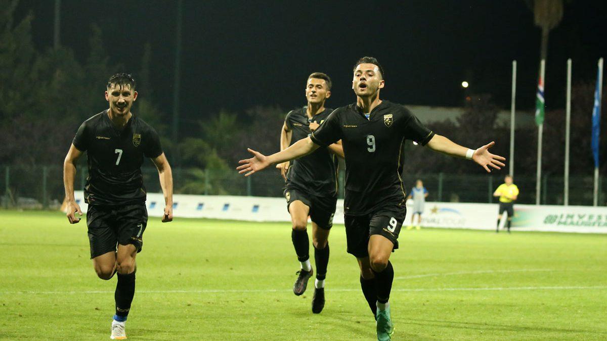 Kosova fiton ndaj Gambisë me golin e Arbër Hoxhës