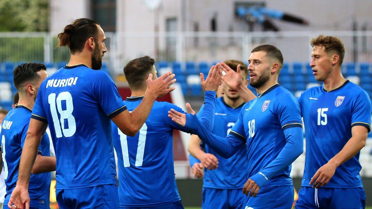 Kosova fiton me lehtësi ndaj San Marinos