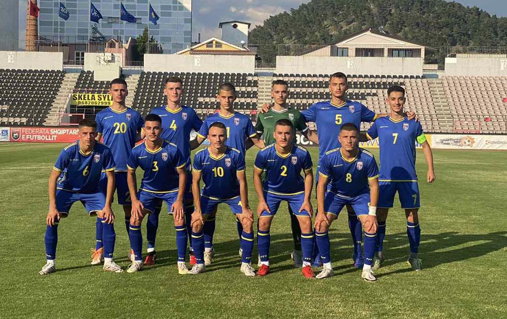 Dardanët U19 fitojnë në miqësoren e parë ndaj Kuqezinjve U19