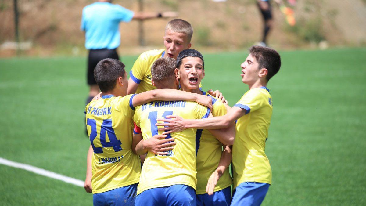 """Lojëra interesante dhe emocione të mëdha në garat e """"Play-Off-it Nacional"""""""