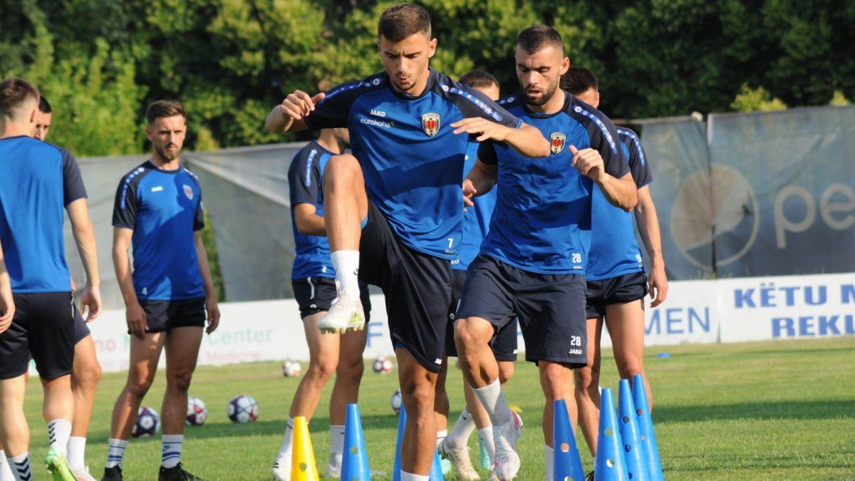 Prishtina nesër debuton në Ligën e Kampionëve