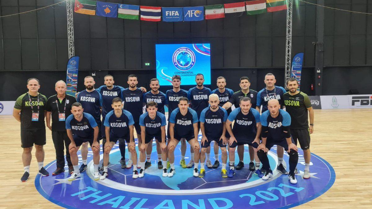 Kombëtarja e futsallit e pret me entuziazëm fillimin e turneut në Tajlandë
