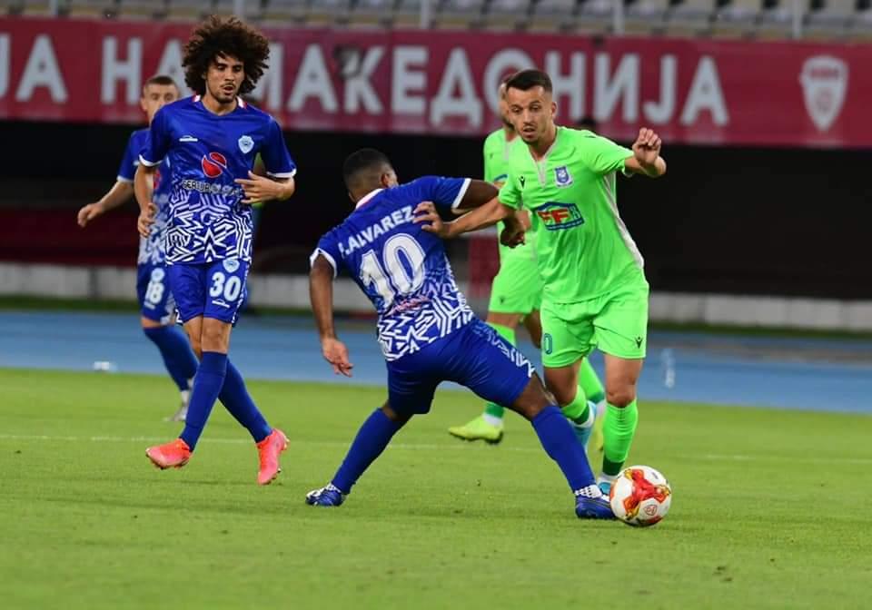 Llapi debuton me humbje në Evropë, shpreson ta përmbysë Shkupin në ndeshjen e kthimit