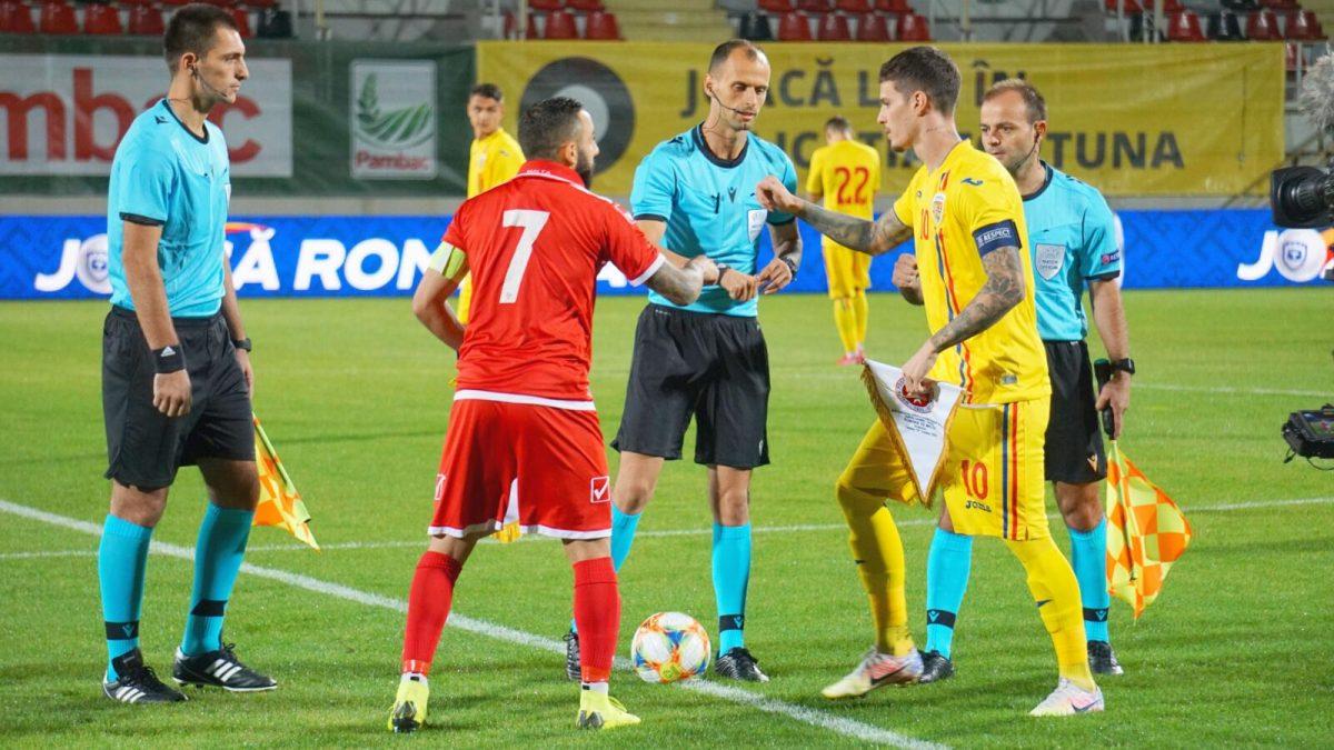 Visar Kastrati me asistentët e tij delegohet në ndeshjen e Ligës së Konferencës