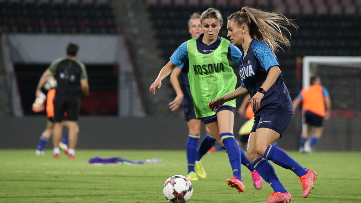 """Dardanet zhvilluan stërvitjen në """"Elbasan Arena"""", shpresojnë në nismë të mbarë"""