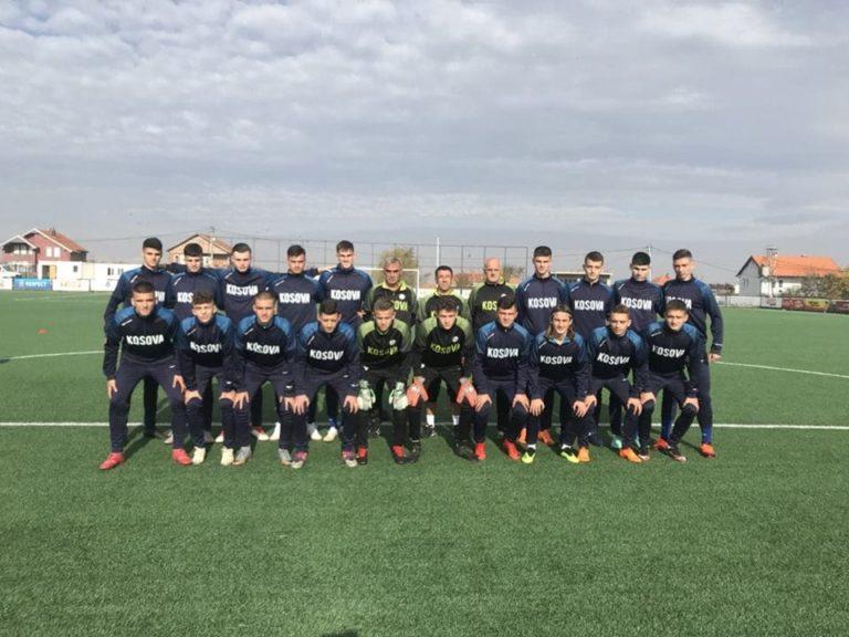 Kombëtarja U17 zhvilloi stërvitjen e fundit para nisjes për Qipro