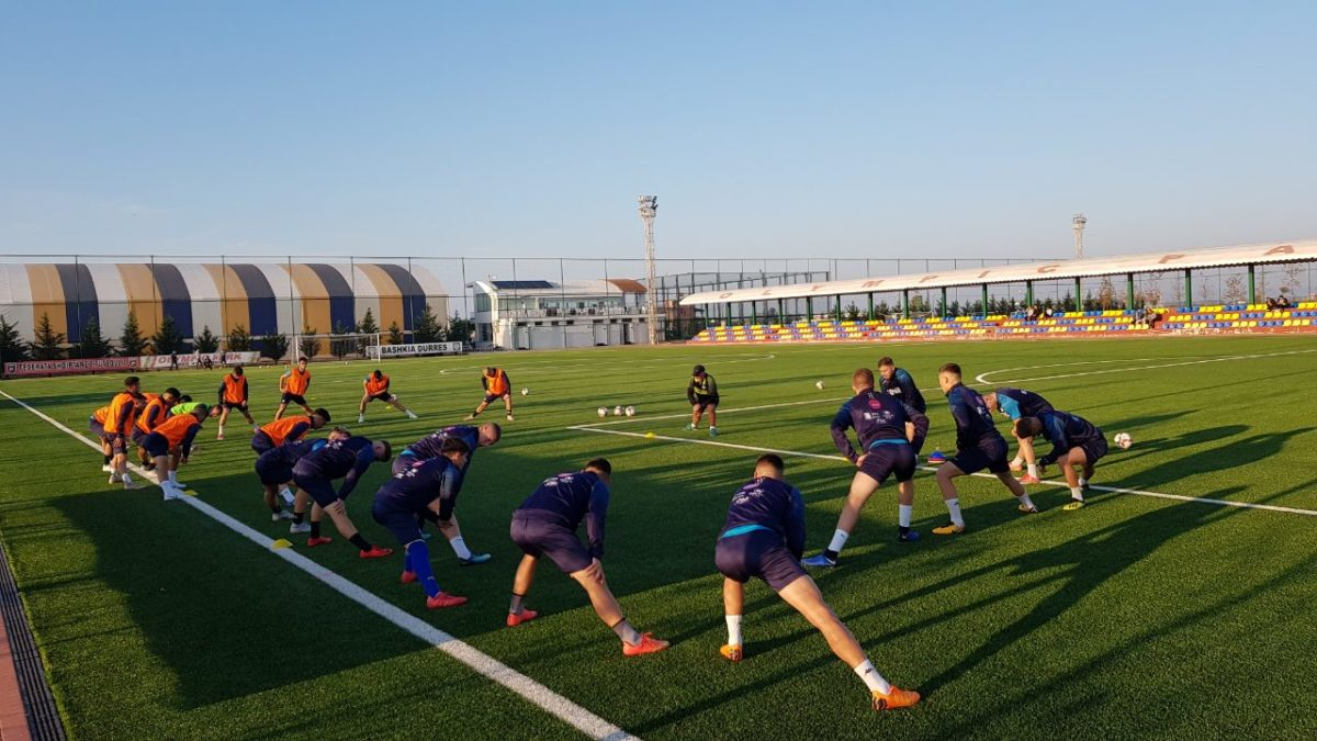 Sot filloi kampi i Kombëtares U21 në Durrës