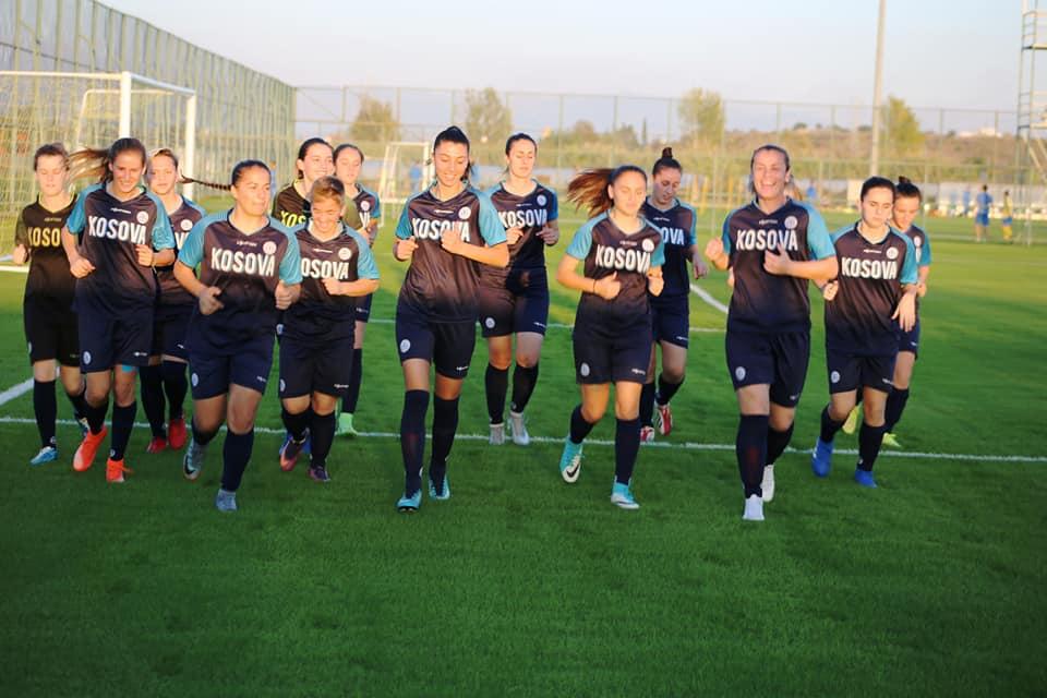 Kombëtarja mbajti stërvitjen e parë në Antalya