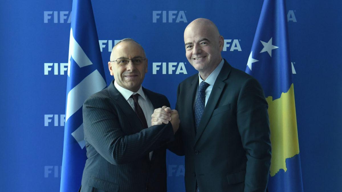 Ademi: 3 vjet në FIFA, 3 vjet punë, përgjegjësi e sukses!