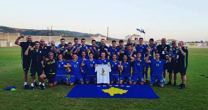 Kombëtarja U17 arrin sukses historik, kalon në rrethin elitar