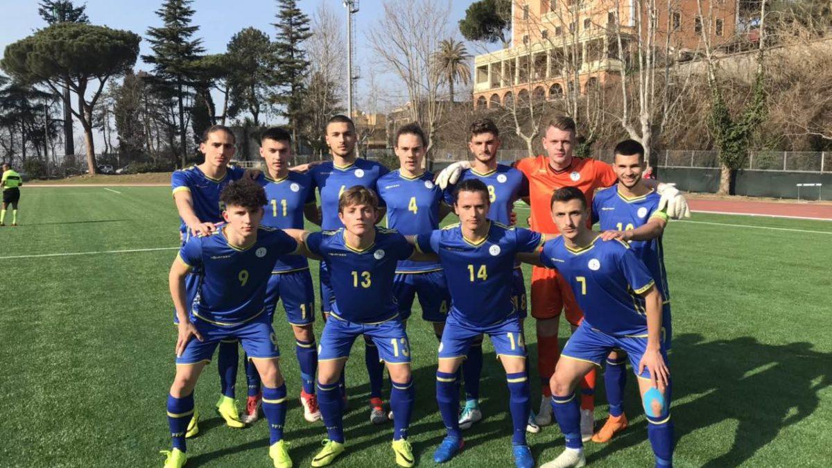 Kombëtarja U19 fitoi në duel me Maltën
