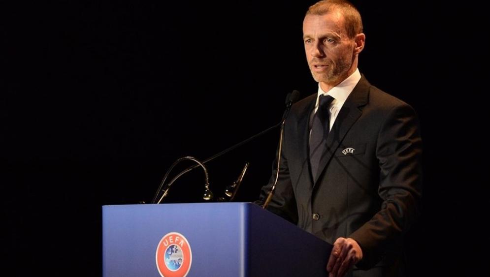 Çeferin fiton mandat të ri katërvjeçar në krye të UEFA-s