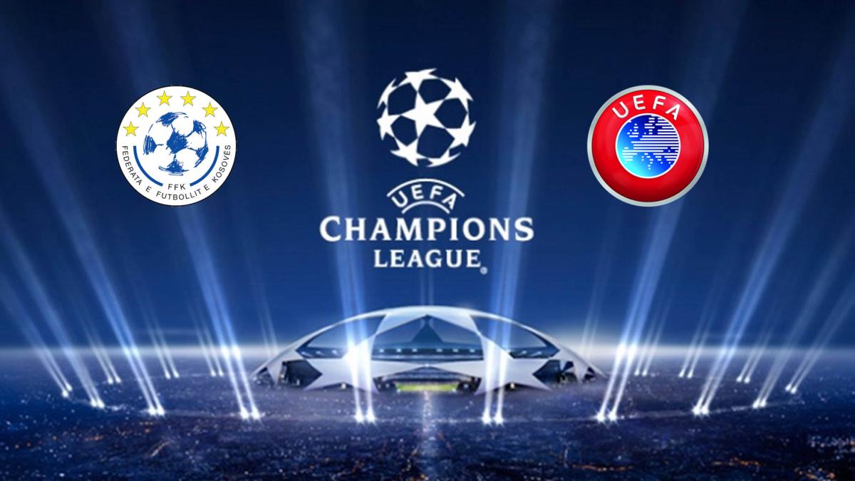 UEFA ia beson FFK-së organizimin e rrethit paraeliminator të Championsit