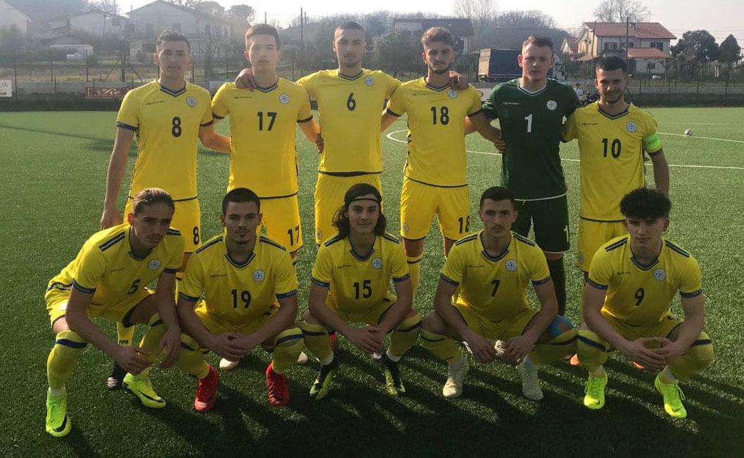 Kombëtarja U19 humb pas penalltive nga Lazio