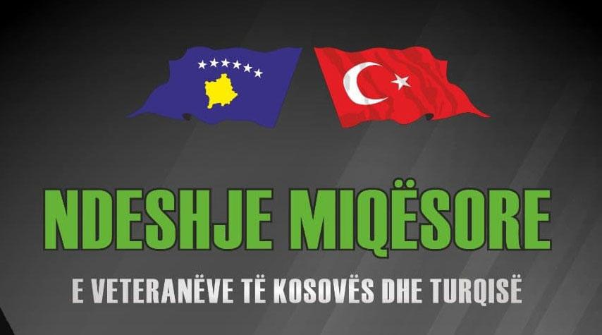 Kosovë – Turqi, miqësore e veteranëve për nder të Pavarësisë
